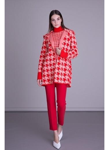 GIZIA Ceket Kırmızı